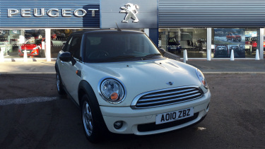 Mini Convertible 1.6 Cooper [122] 2dr Petrol Convertible