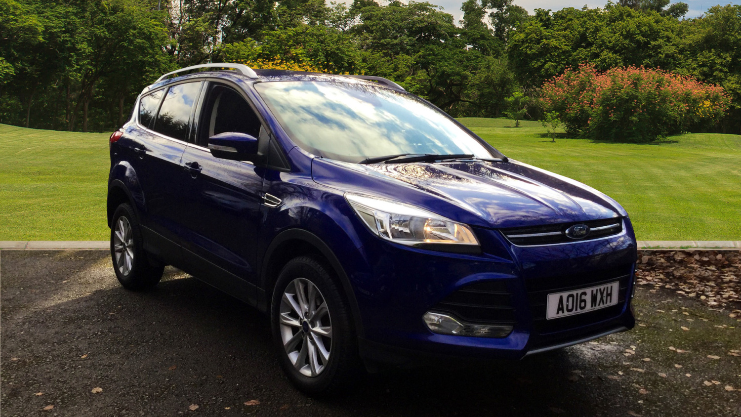 used ford kuga 2 0 tdci 150 titanium 5dr 2wd diesel estate for sale bristol street motors. Black Bedroom Furniture Sets. Home Design Ideas