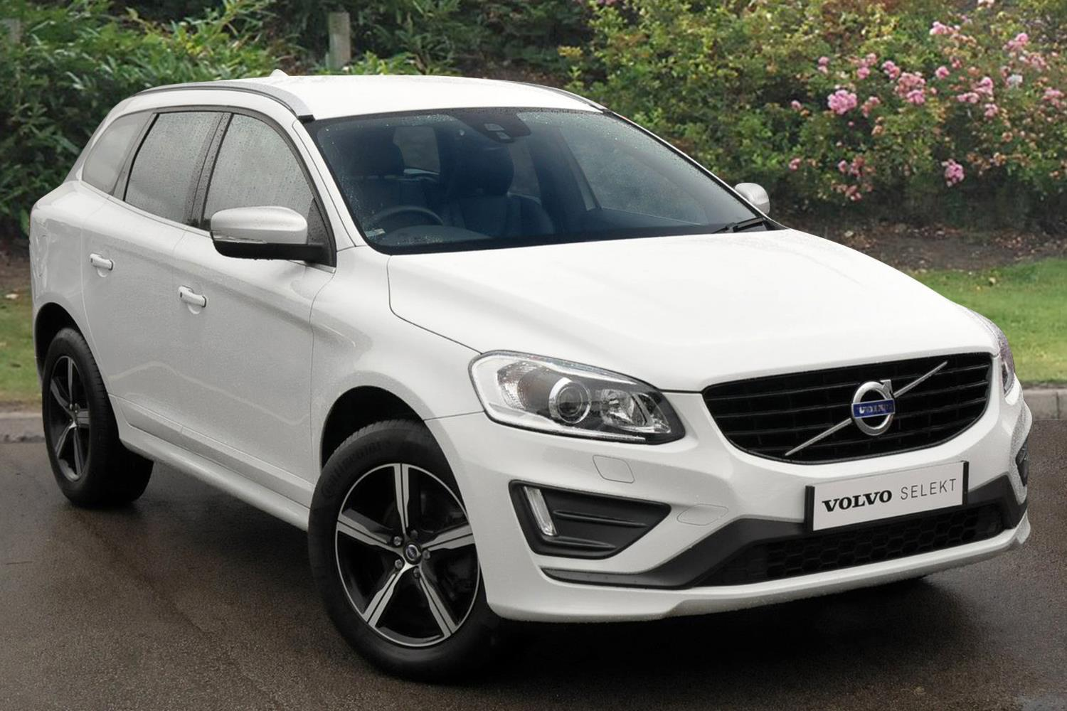 used volvo xc60 d4 190 r design lux nav 5dr awd. Black Bedroom Furniture Sets. Home Design Ideas