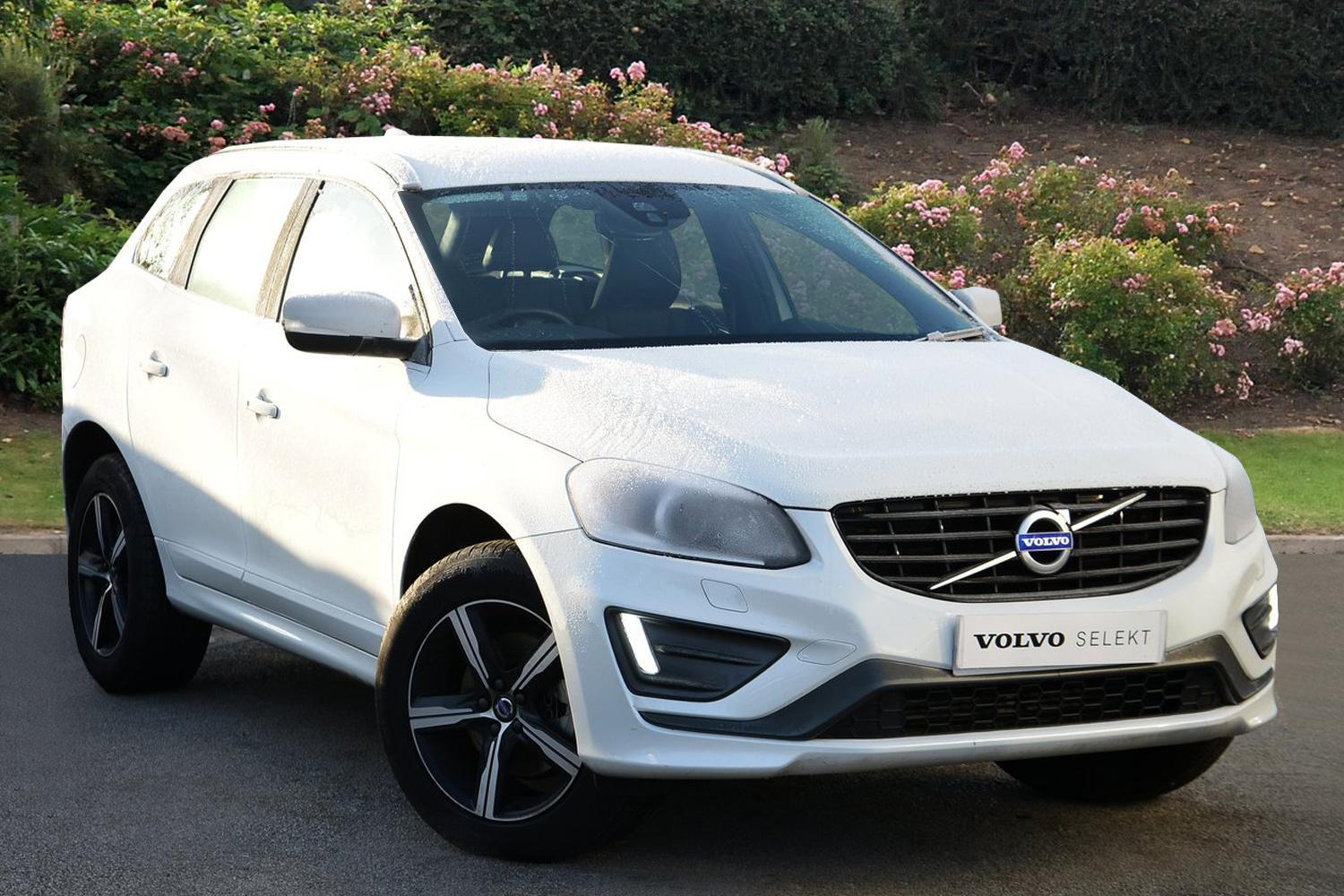 used volvo xc60 d4 190 r design lux nav 5dr awd geartronic diesel estate for sale bristol. Black Bedroom Furniture Sets. Home Design Ideas
