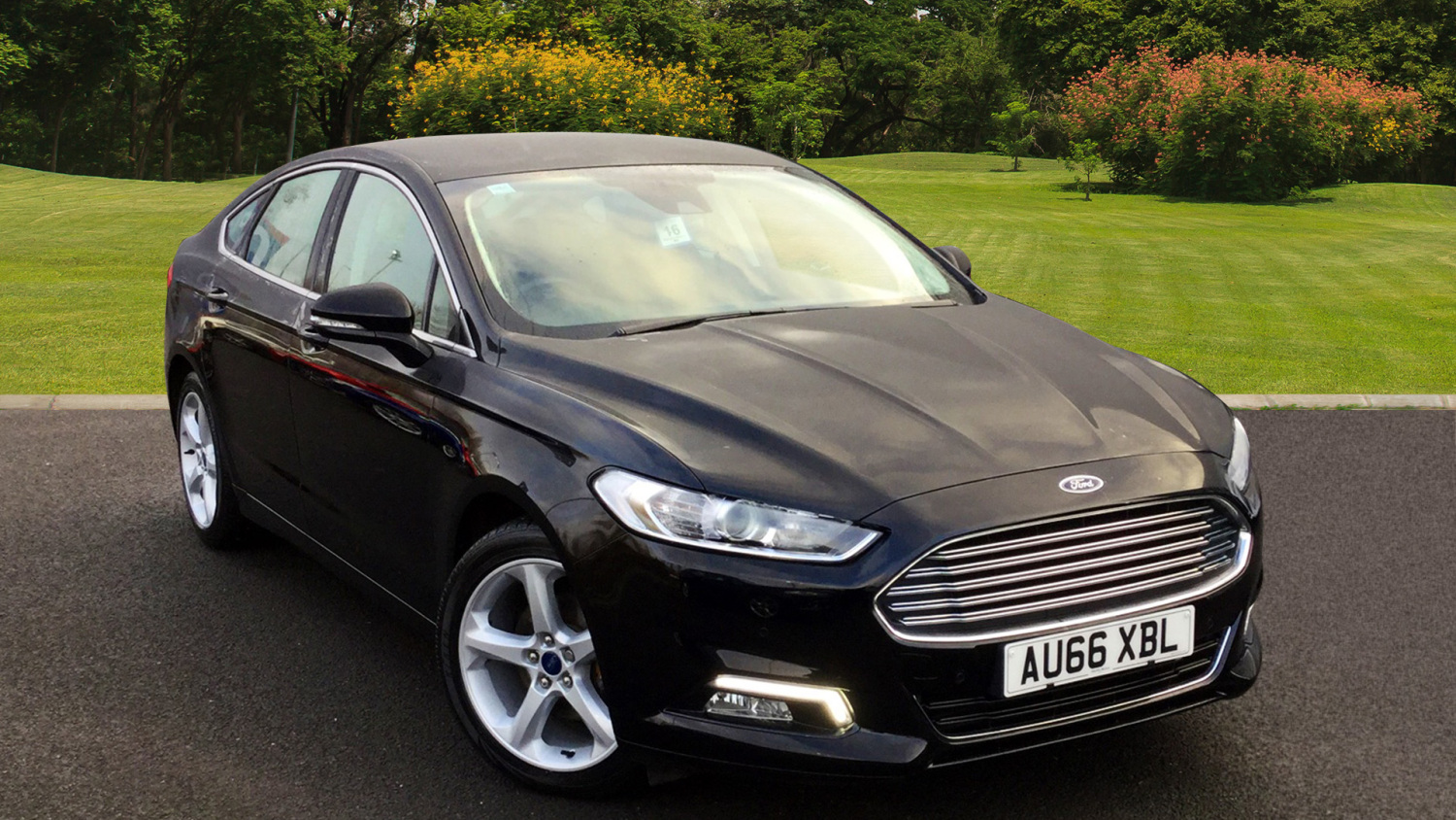 used ford mondeo 2 0 tdci titanium 5dr powershift diesel hatchback for sale bristol street motors. Black Bedroom Furniture Sets. Home Design Ideas