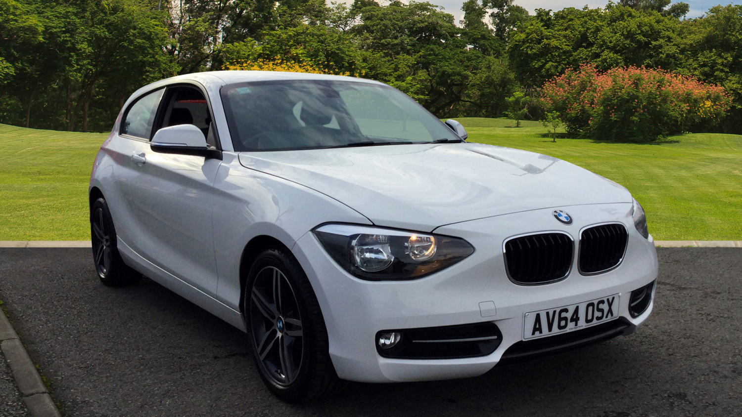 used bmw 1 series 116d sport 3dr diesel hatchback for sale bristol street motors. Black Bedroom Furniture Sets. Home Design Ideas