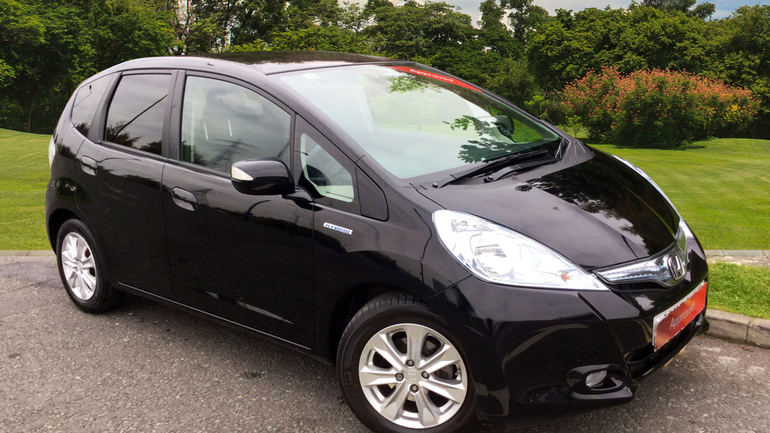 used honda jazz 1 3 ima hs hybrid 5dr cvt hybrid hatchback for sale bristol street motors. Black Bedroom Furniture Sets. Home Design Ideas