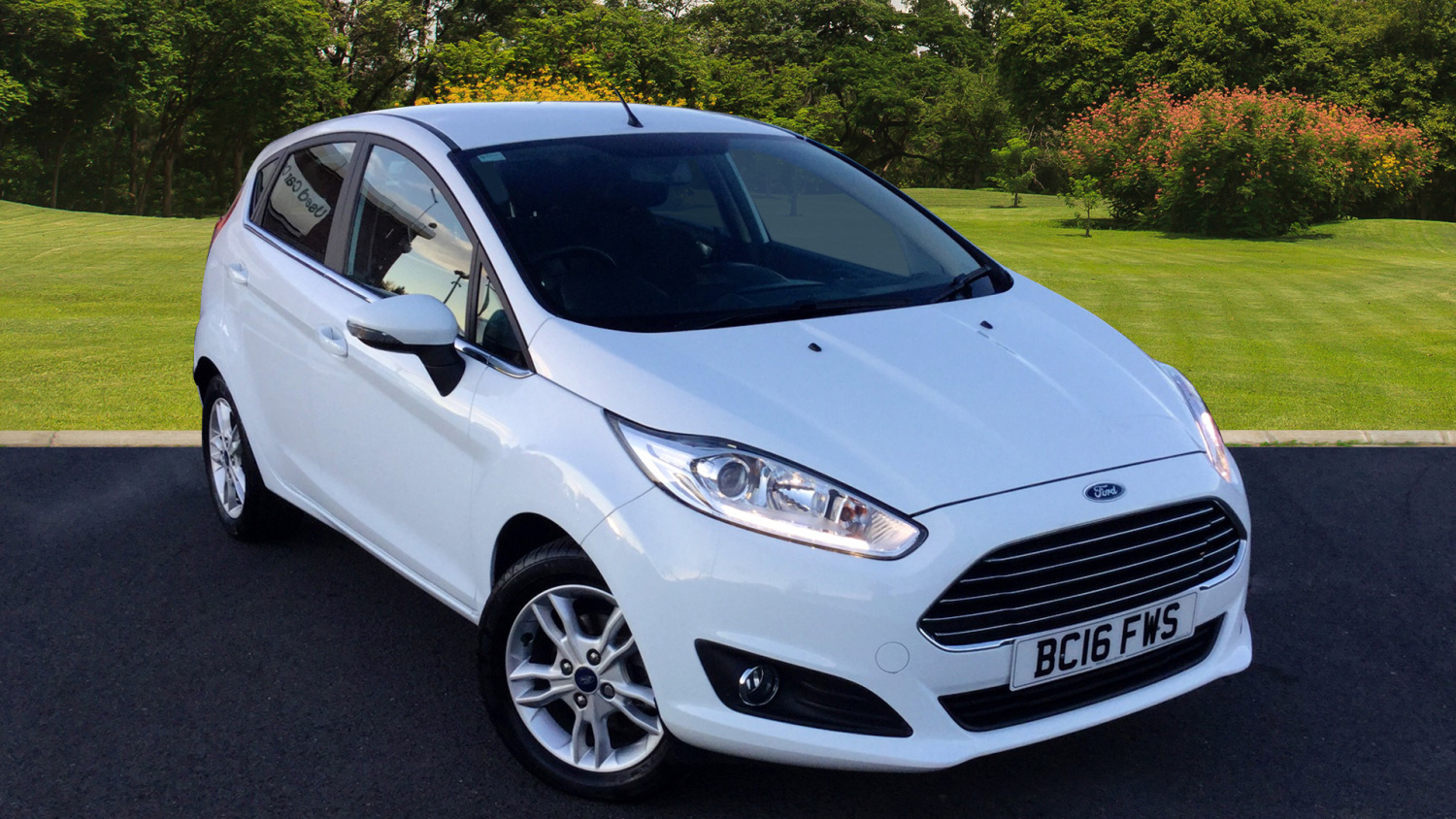 used ford fiesta 82 zetec 5dr petrol hatchback for sale bristol street motors. Black Bedroom Furniture Sets. Home Design Ideas