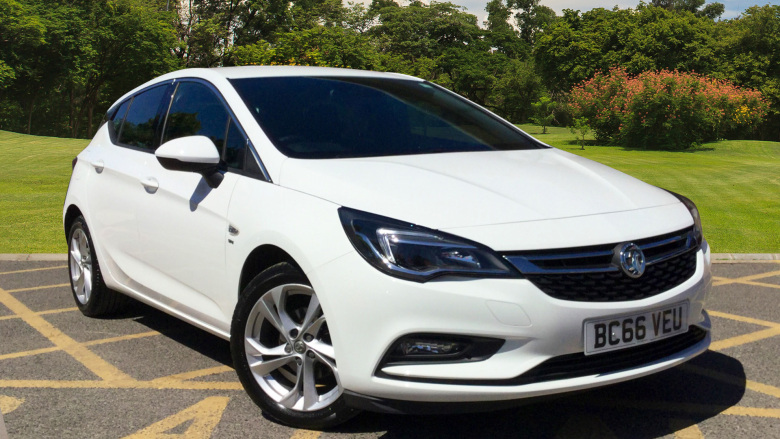 Buy Online Vauxhall Astra 1.4i 16V SRi 5dr Petrol ...
