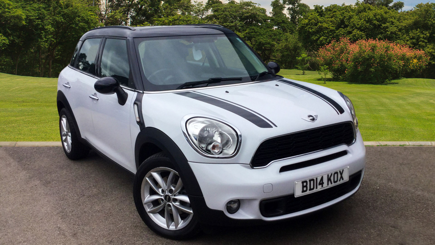 used mini countryman 2 0 cooper s d 5dr diesel hatchback for sale bristol street motors. Black Bedroom Furniture Sets. Home Design Ideas