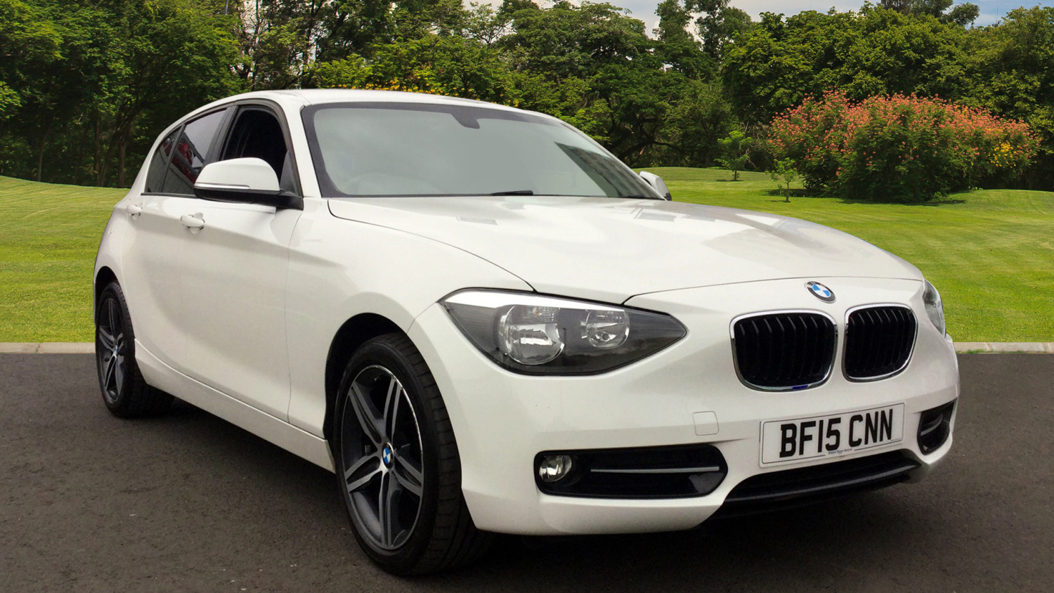 used bmw 1 series 116d sport 5dr diesel hatchback for sale bristol street motors. Black Bedroom Furniture Sets. Home Design Ideas