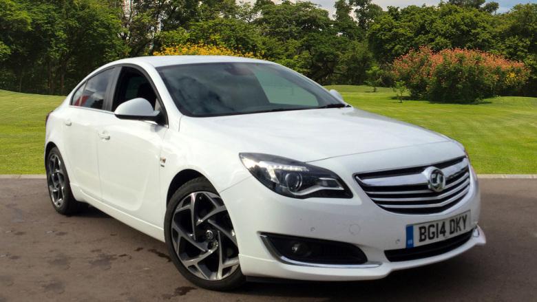 Used Vauxhall Insignia 2 0 CDTi Bi-Turbo [195] SRi Vx-line Nav 5dr