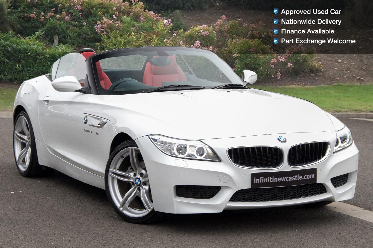 Used Bmw Z4 18i Sdrive M Sport 2dr Auto Petrol Roadster For Sale Bristol Street Motors