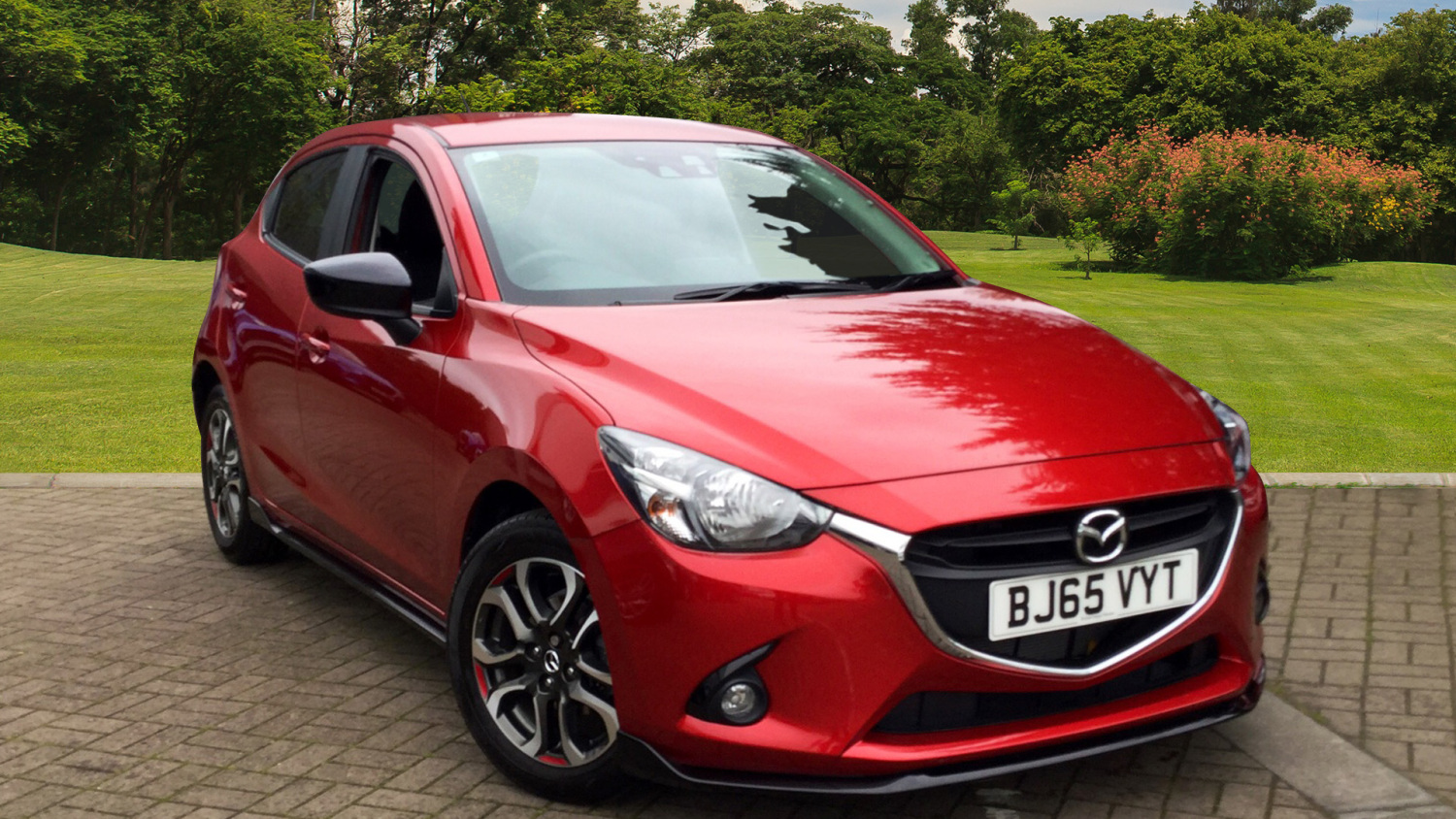 used mazda 2 1 5 sport black ii 5dr petrol hatchback for sale bristol street motors. Black Bedroom Furniture Sets. Home Design Ideas