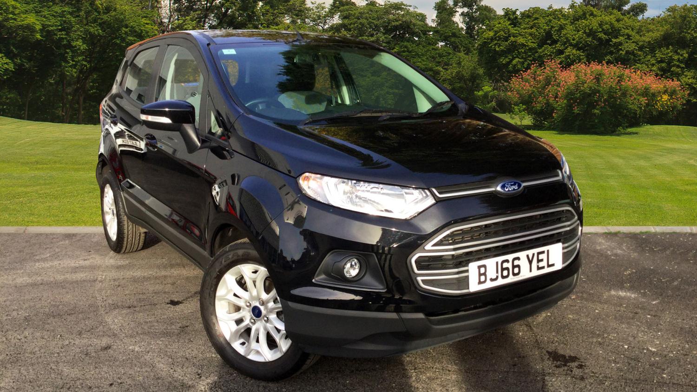 Image Result For Ford Ecosport Zetec Black