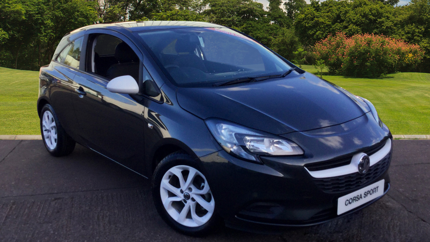 used vauxhall corsa 1 4 75 ecoflex sting 3dr petrol hatchback for sale bristol street motors. Black Bedroom Furniture Sets. Home Design Ideas