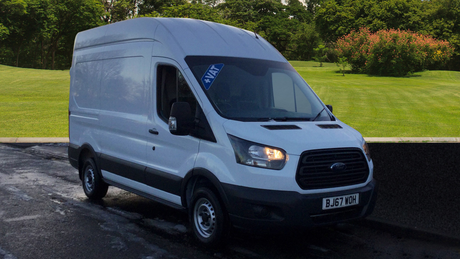 used ford transit 290 l2 diesel fwd 2 0 tdci 105ps h3 van for sale bristol street motors. Black Bedroom Furniture Sets. Home Design Ideas