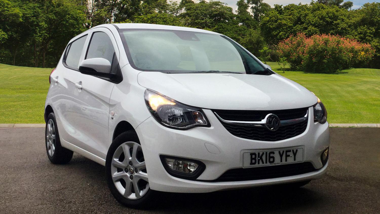 Used Vauxhall Viva 1 0 Se 5dr Petrol Hatchback For Sale