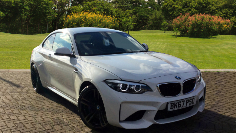 Used BMW M2 2dr DCT Petrol Coupe for Sale   Bristol Street Motors