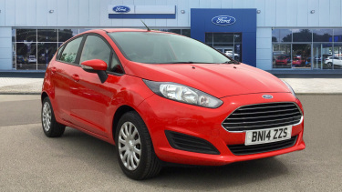 Ford Fiesta 1.25 Style 5dr Petrol Hatchback