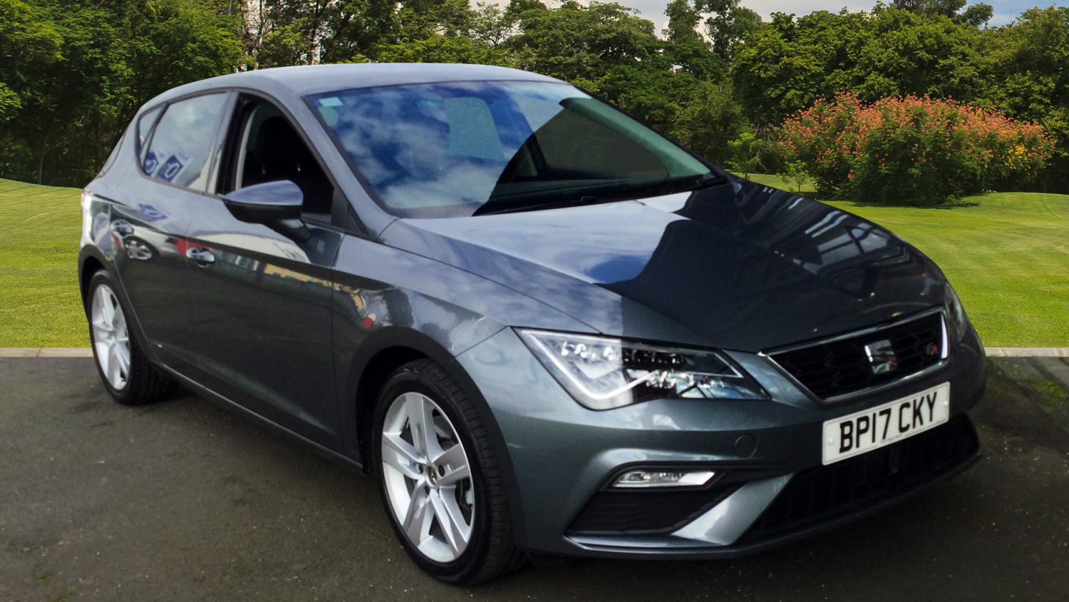 used seat leon 2 0 tdi 184 fr technology 5dr diesel hatchback for sale bristol street motors. Black Bedroom Furniture Sets. Home Design Ideas