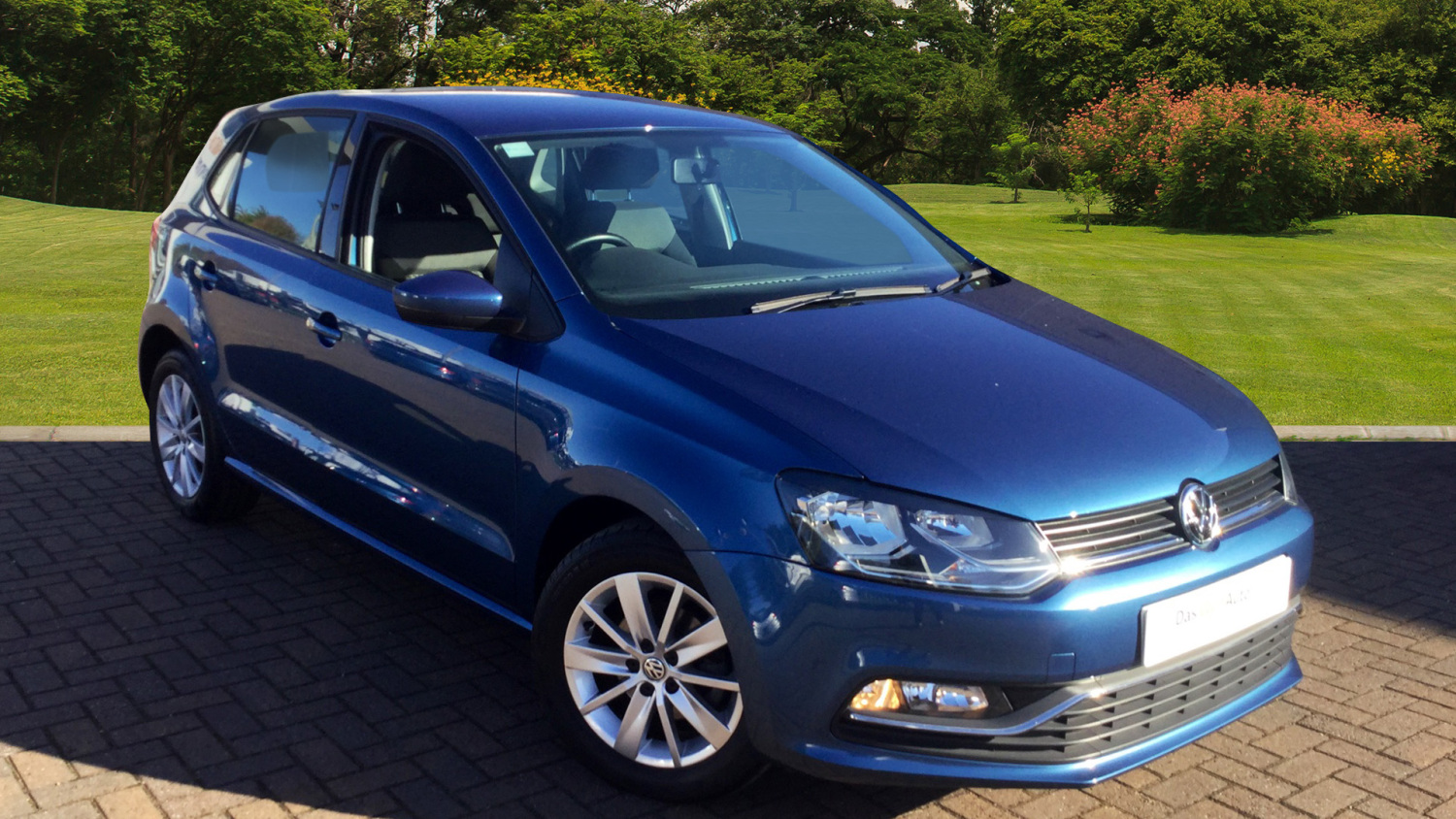 used volkswagen polo 1 2 tsi se 5dr petrol hatchback for sale bristol street motors. Black Bedroom Furniture Sets. Home Design Ideas