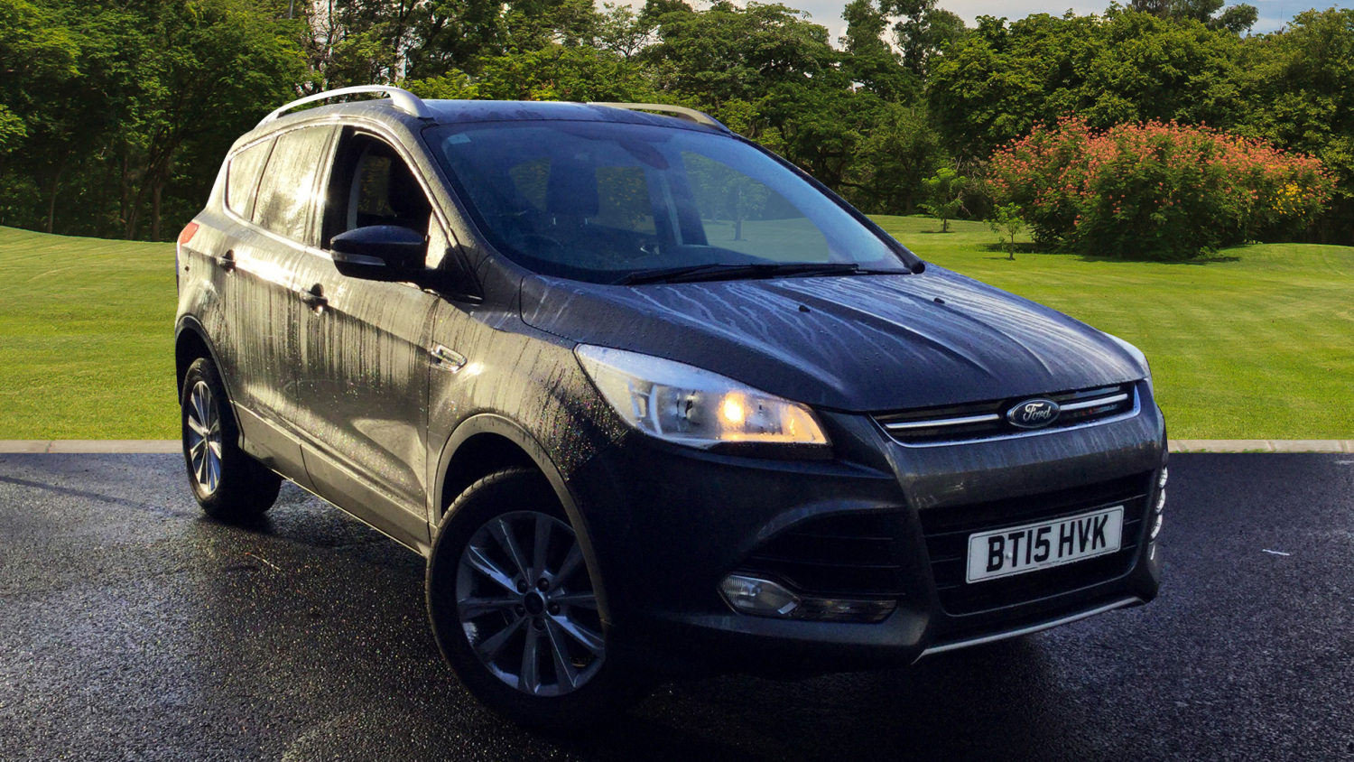 buy online ford kuga 2 0 tdci 150 titanium 5dr 2wd diesel estate for sale bristol street motors. Black Bedroom Furniture Sets. Home Design Ideas