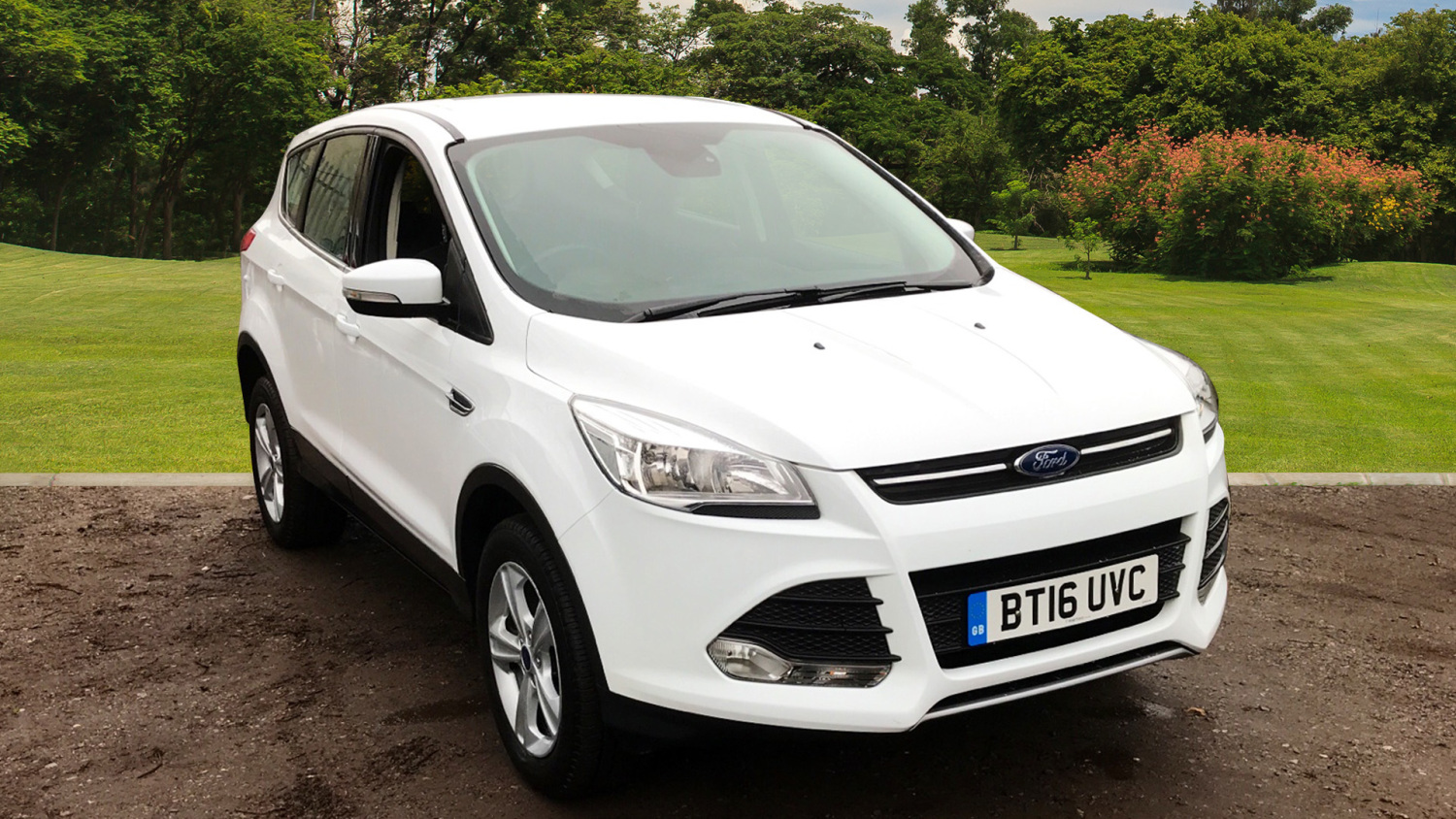 used ford kuga 1 5 ecoboost 182 zetec nav 5dr auto petrol estate for sale bristol street motors. Black Bedroom Furniture Sets. Home Design Ideas