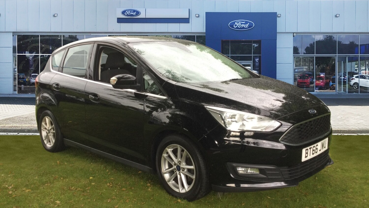 used ford c max 1 0 ecoboost 125 zetec 5dr petrol estate for sale bristol street motors. Black Bedroom Furniture Sets. Home Design Ideas