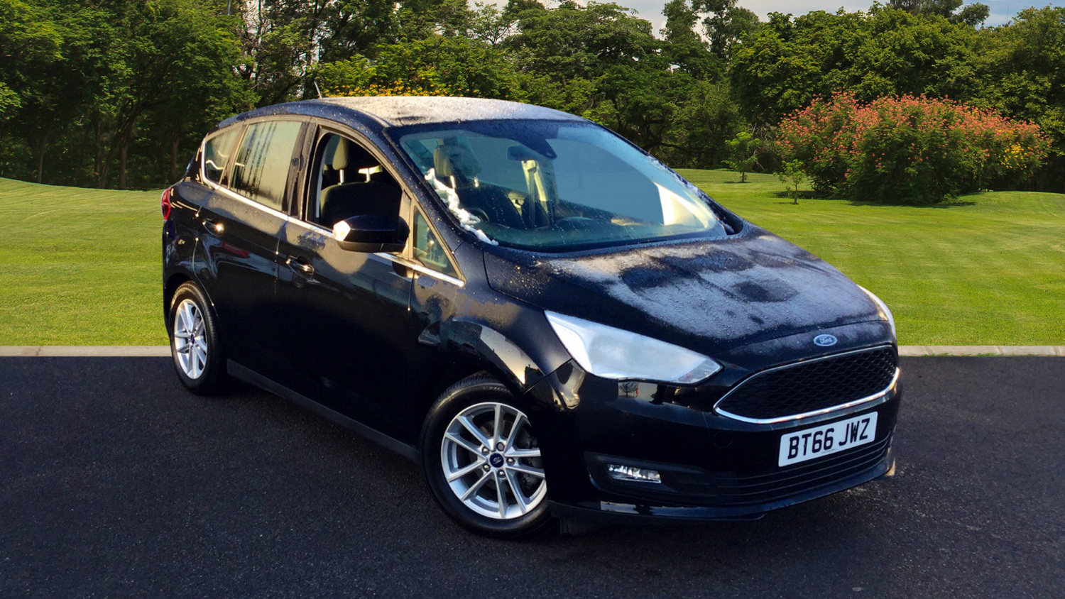 buy online ford c max 1 0 ecoboost 125 zetec 5dr petrol estate for sale bristol street motors. Black Bedroom Furniture Sets. Home Design Ideas