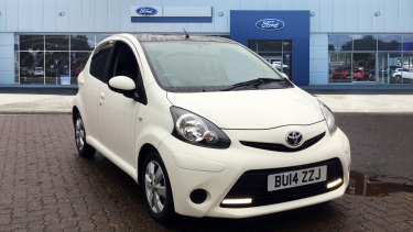Toyota AYGO 1.0 Vvt-I Move With Style 5Dr Mmt Petrol Hatchback