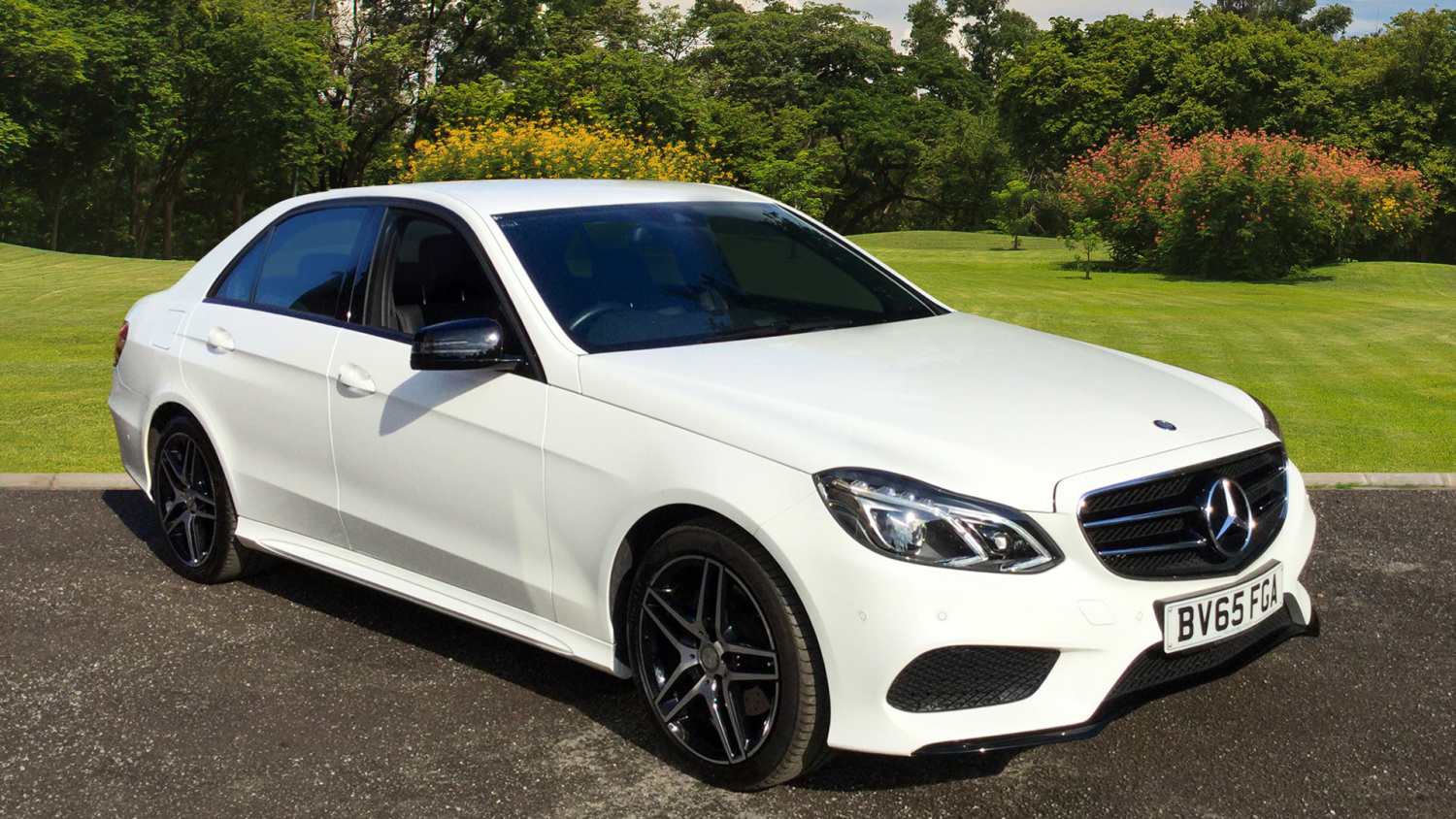 Used Mercedes Benz E Class E220 Bluetec Amg Night Edition 4dr 7g Tronic Diesel Saloon For Sale