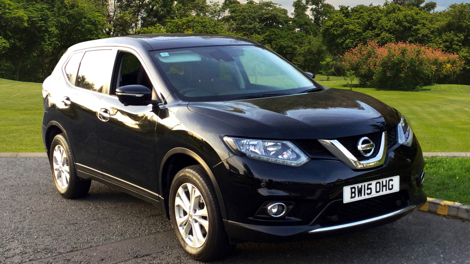 used nissan x trail 1 6 dci acenta 5dr diesel station wagon for sale bristol street motors. Black Bedroom Furniture Sets. Home Design Ideas