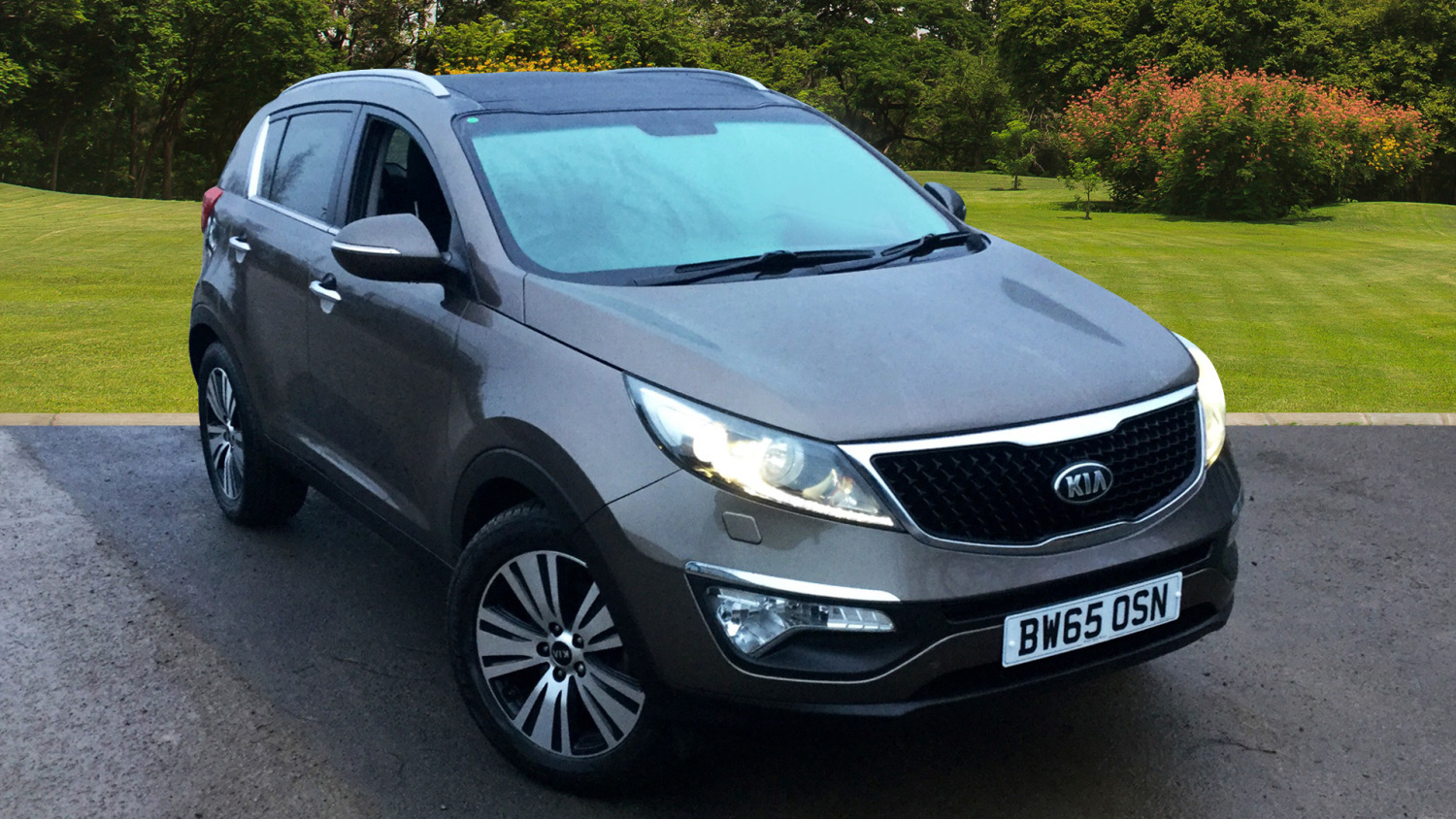 used kia sportage 1 7 crdi isg 3 5dr sat nav diesel estate for sale bristol street motors. Black Bedroom Furniture Sets. Home Design Ideas