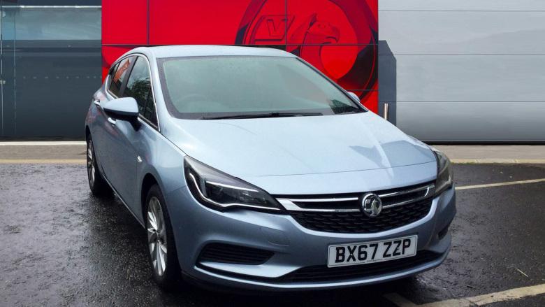 Buy Online Vauxhall Astra 1 0T ecoTEC Design 5dr Petrol