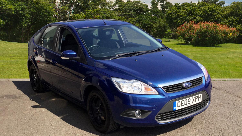 Ford focus 1 6 style 5dr petrol hatchback