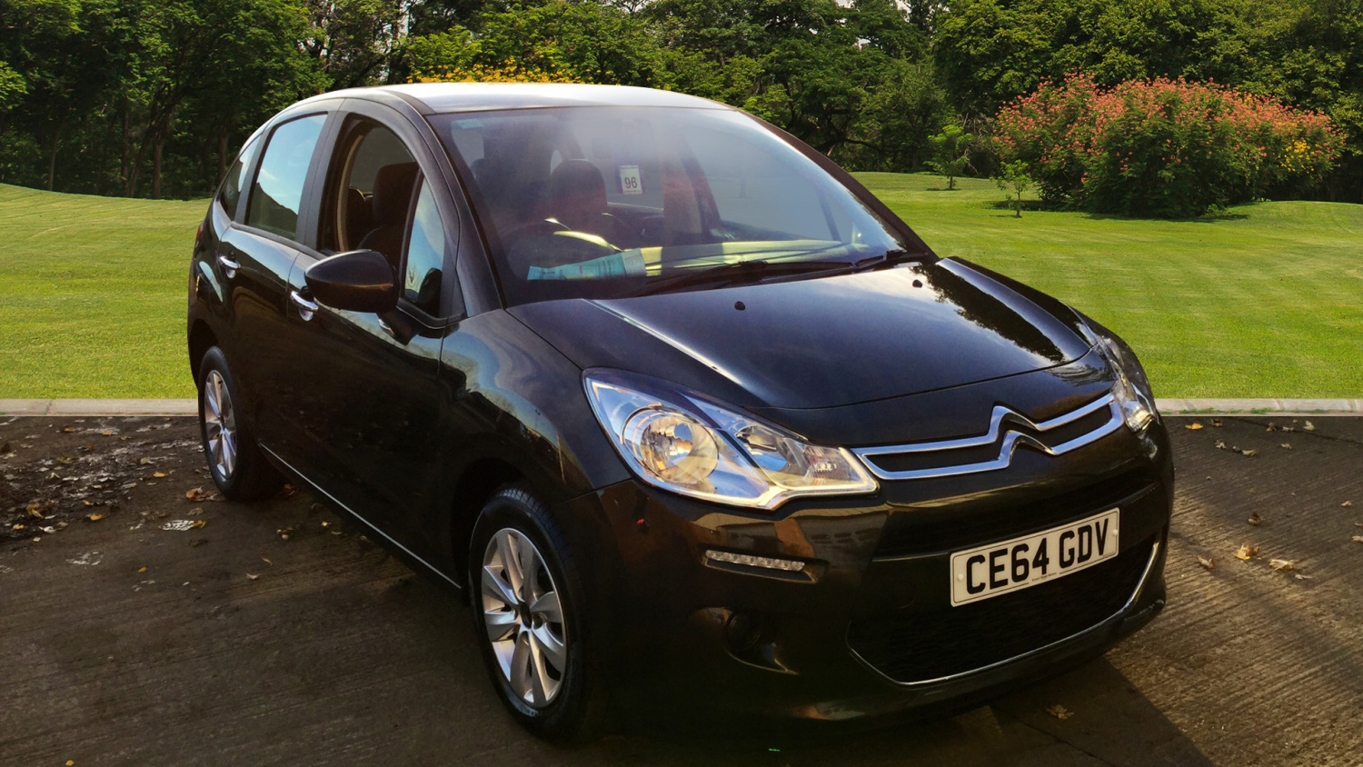 used citroen c3 1 6 e hdi airdream vtr 5dr diesel hatchback for sale bristol street motors. Black Bedroom Furniture Sets. Home Design Ideas