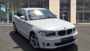 BMW 1 Series 118d Exclusive Edition 2dr Diesel Coupe