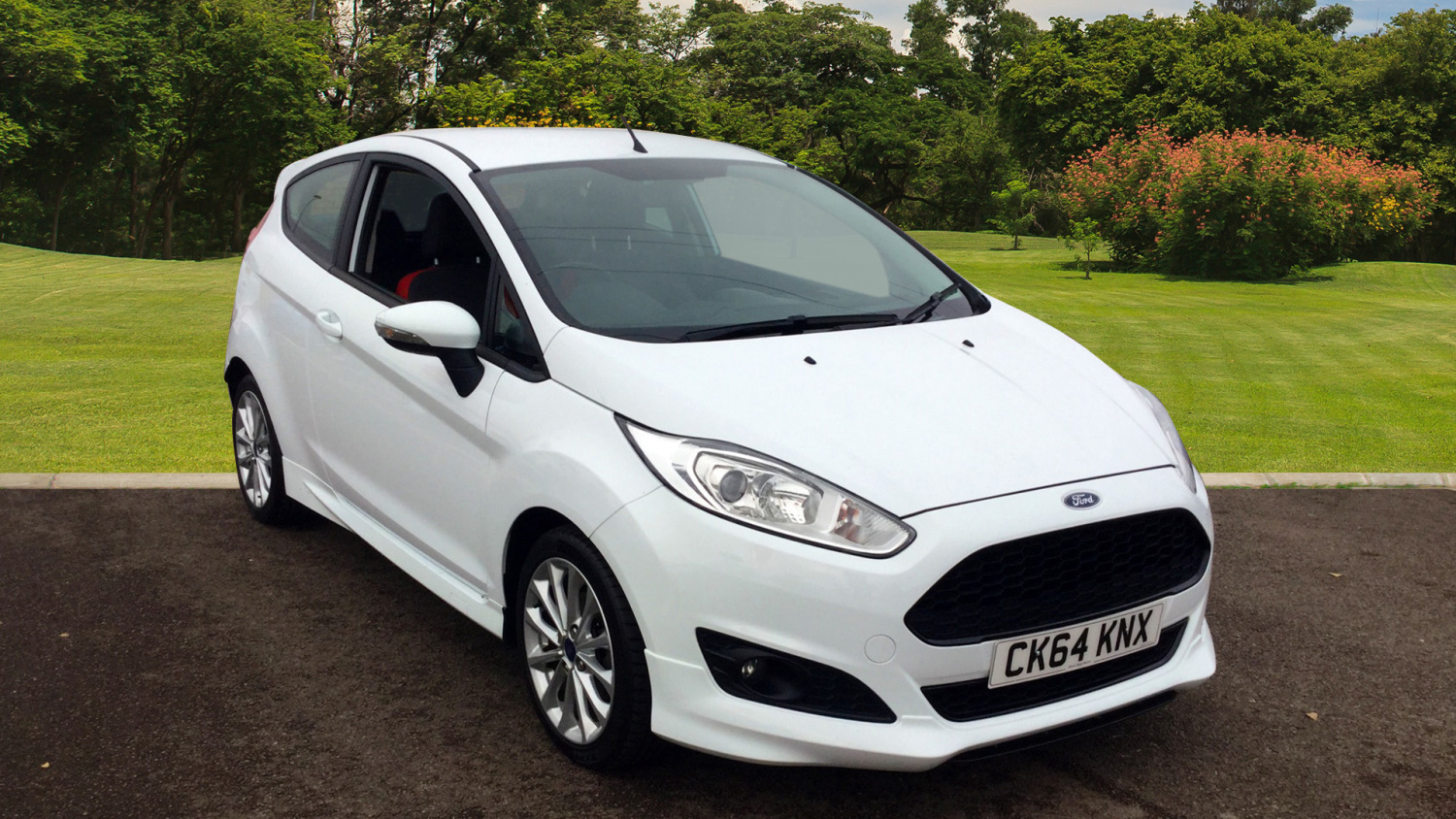 used ford fiesta 1 6 tdci zetec s 3dr diesel hatchback for sale bristol street motors. Black Bedroom Furniture Sets. Home Design Ideas