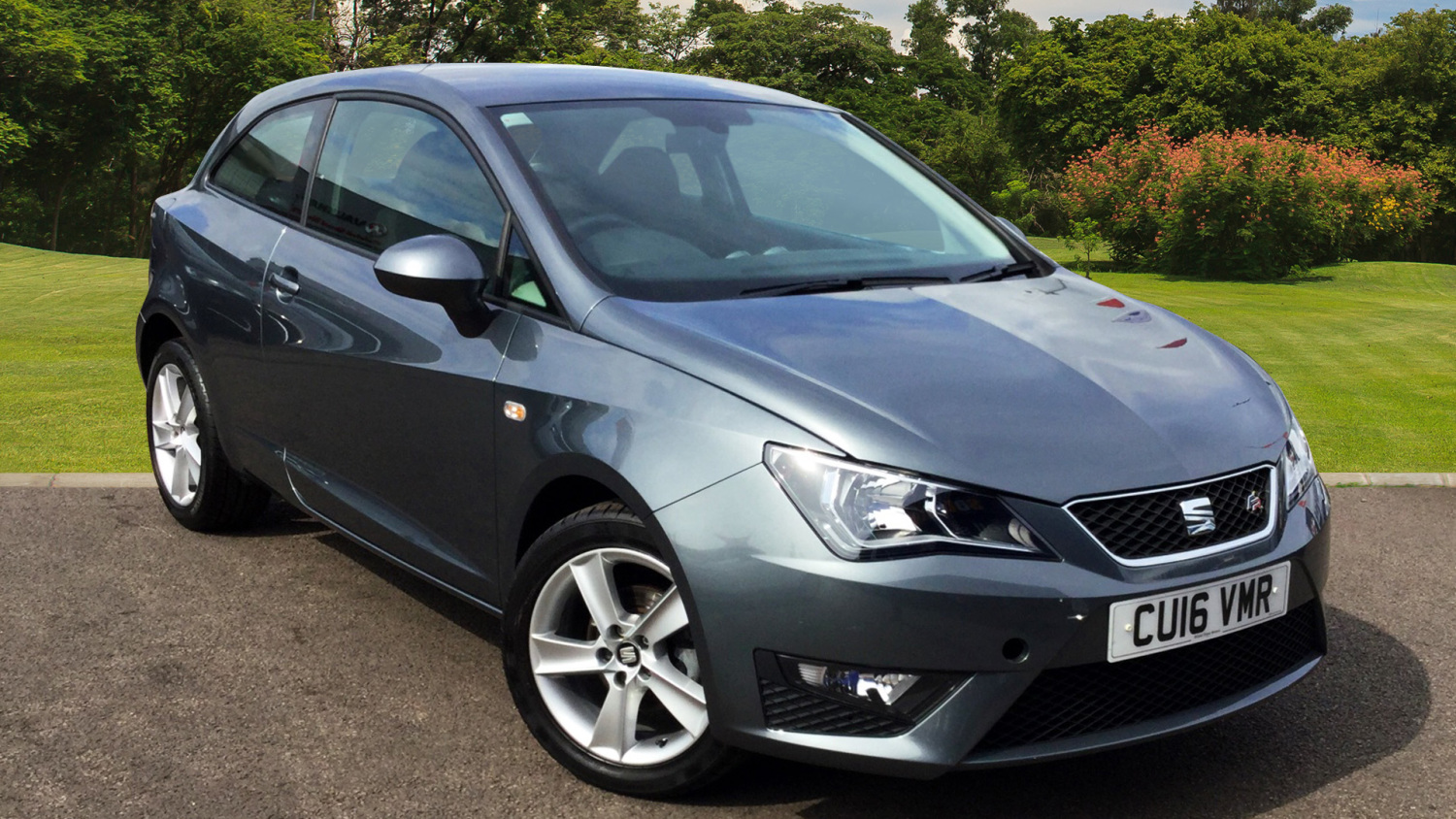 used seat ibiza 1 2 tsi 90 fr technology 3dr petrol hatchback for sale bristol street motors. Black Bedroom Furniture Sets. Home Design Ideas