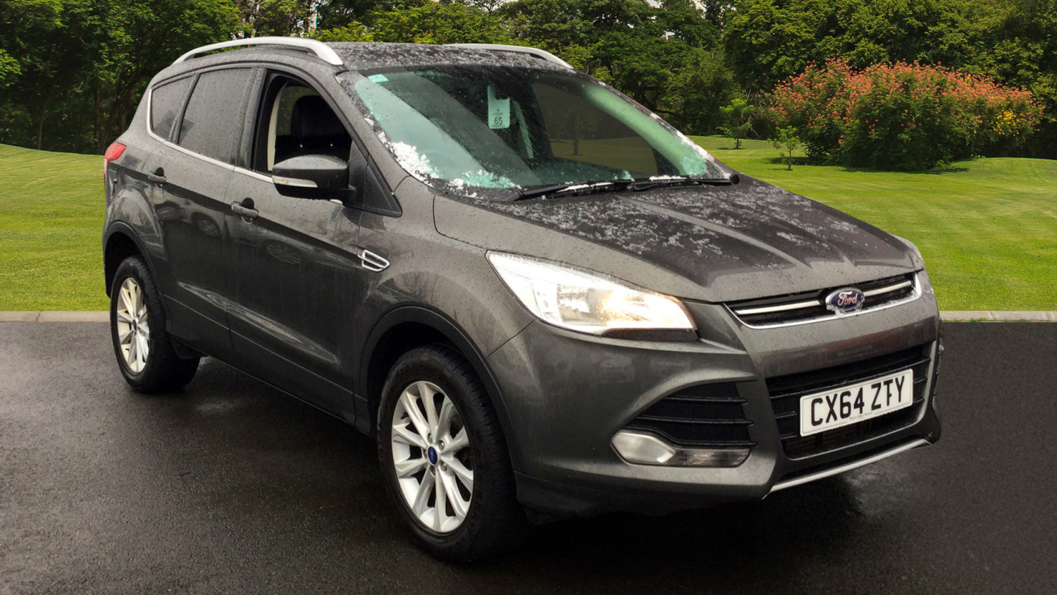 used ford kuga 2 0 tdci 180 titanium 5dr powershift diesel estate for sale bristol street motors. Black Bedroom Furniture Sets. Home Design Ideas