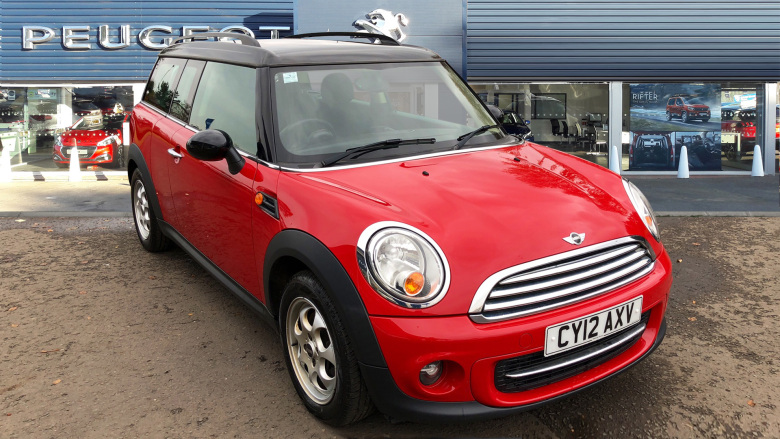Buy Online Mini Clubman 16 Cooper 5dr Petrol Estate For Sale
