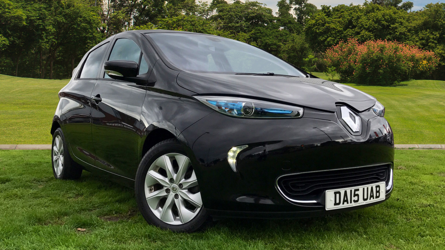 used renault zoe i dynamique intens 5dr auto electric hatchback for sale bristol street motors. Black Bedroom Furniture Sets. Home Design Ideas