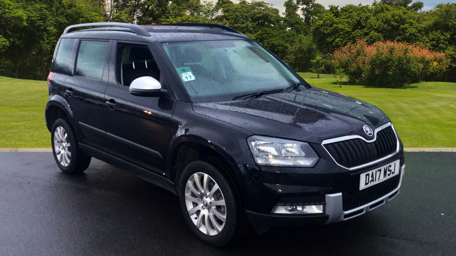 used skoda yeti outdoor 2 0 tdi cr 150 se business 4x4 5dr diesel estate for sale bristol. Black Bedroom Furniture Sets. Home Design Ideas