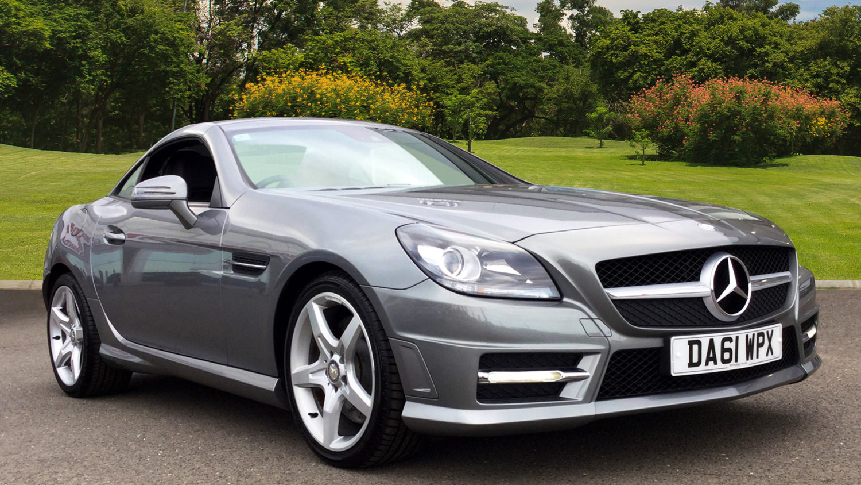 Used 2012 Mercedes SLK SLK200 AMG SPORT ED125 for sale in ...  |Mercedes Slk 200 Amg Sport