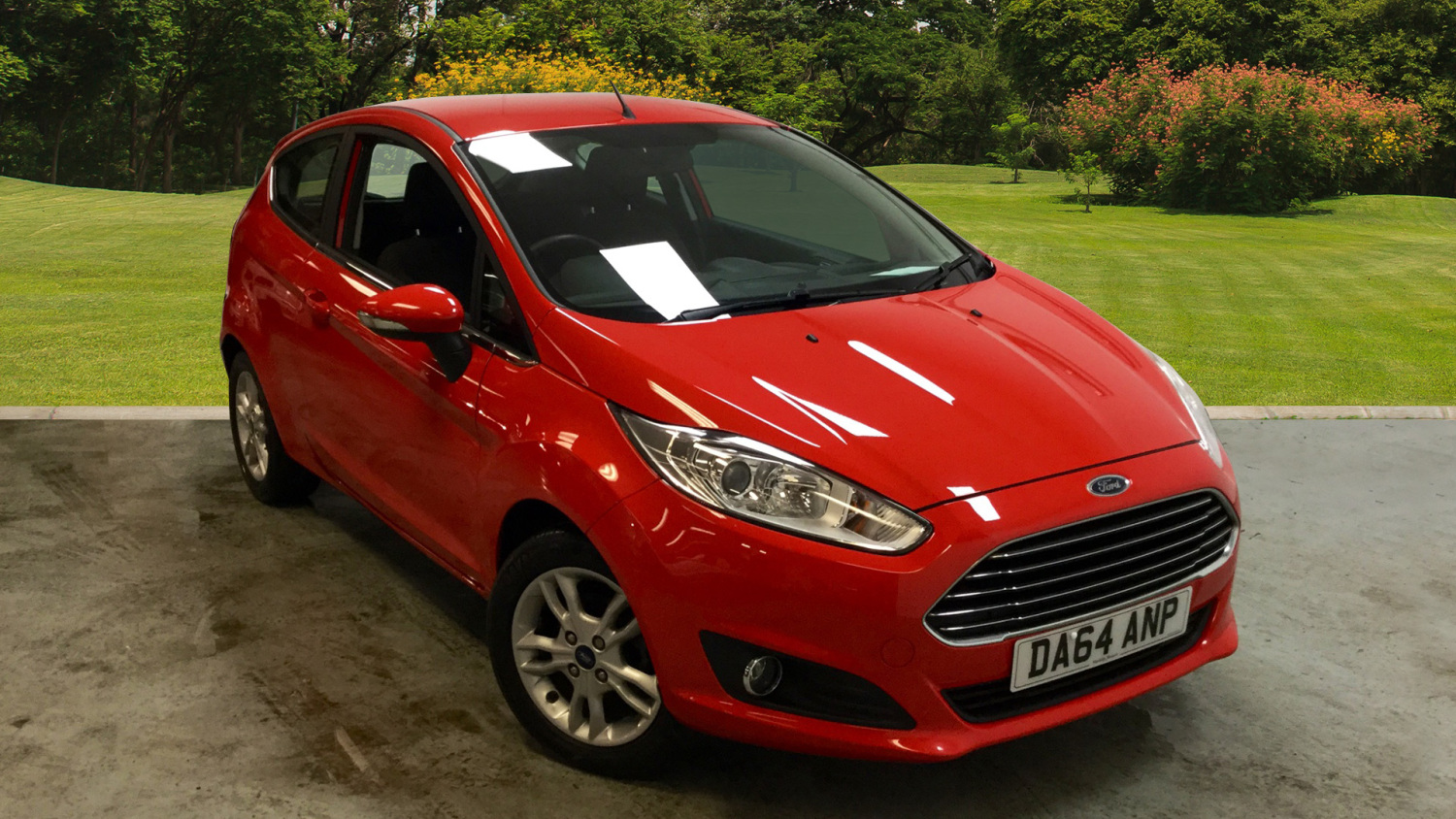 used ford fiesta 1 5 tdci zetec 3dr diesel hatchback for sale bristol street motors. Black Bedroom Furniture Sets. Home Design Ideas