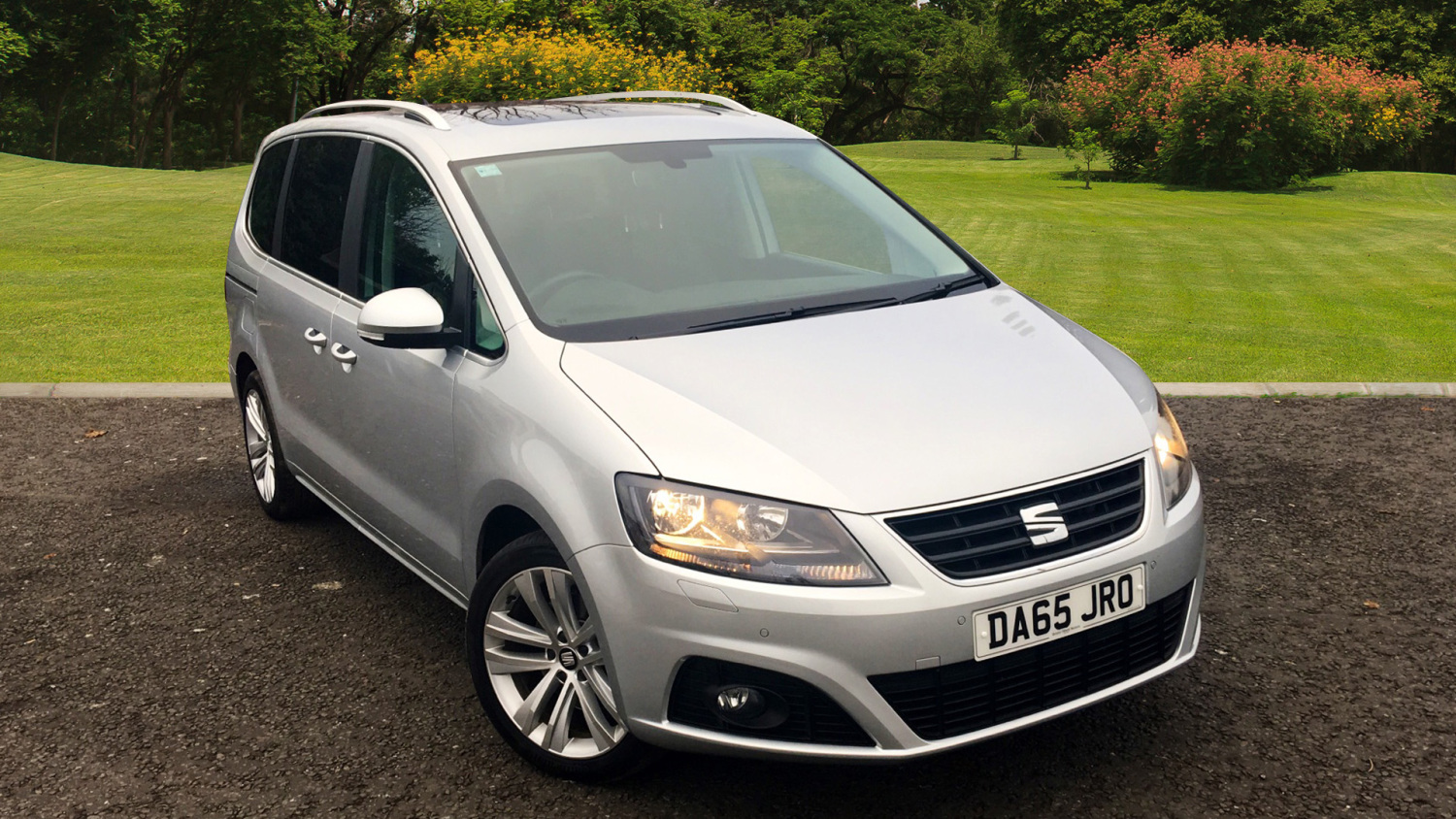 used seat alhambra 2 0 tdi cr style advanced 184 5dr dsg. Black Bedroom Furniture Sets. Home Design Ideas
