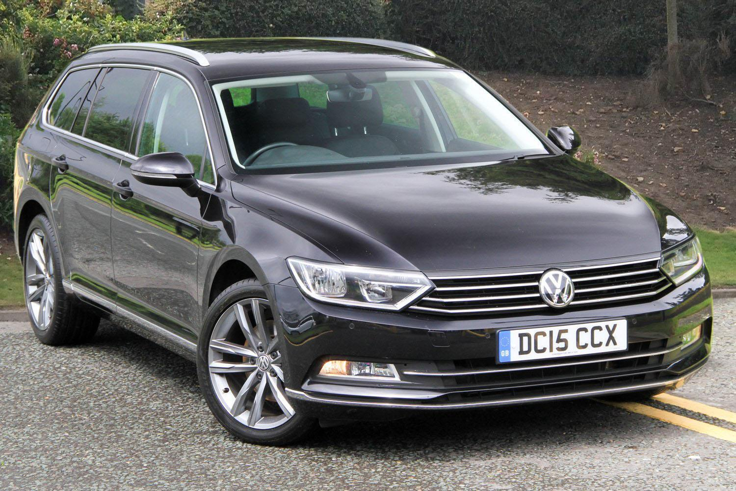 Used Volkswagen Passat 2 0 Tdi Gt 5dr Diesel Estate For