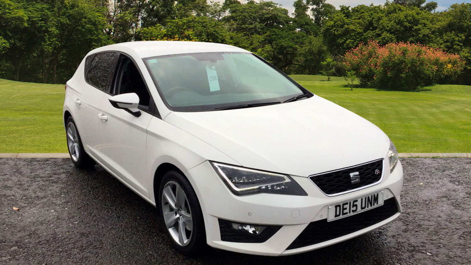used seat leon 2 0 tdi fr 5dr technology pack diesel hatchback for sale bristol street motors. Black Bedroom Furniture Sets. Home Design Ideas