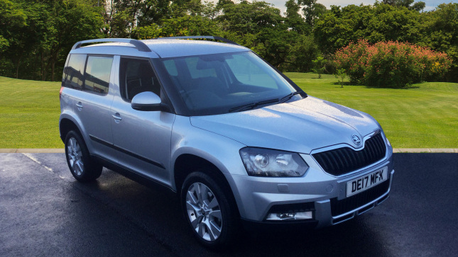 used skoda yeti outdoor 1 2 tsi 110 se l drive 5dr dsg petrol estate for sale bristol street. Black Bedroom Furniture Sets. Home Design Ideas