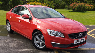 Volvo S60 D4 [190] Business Edition 4dr Diesel Saloon