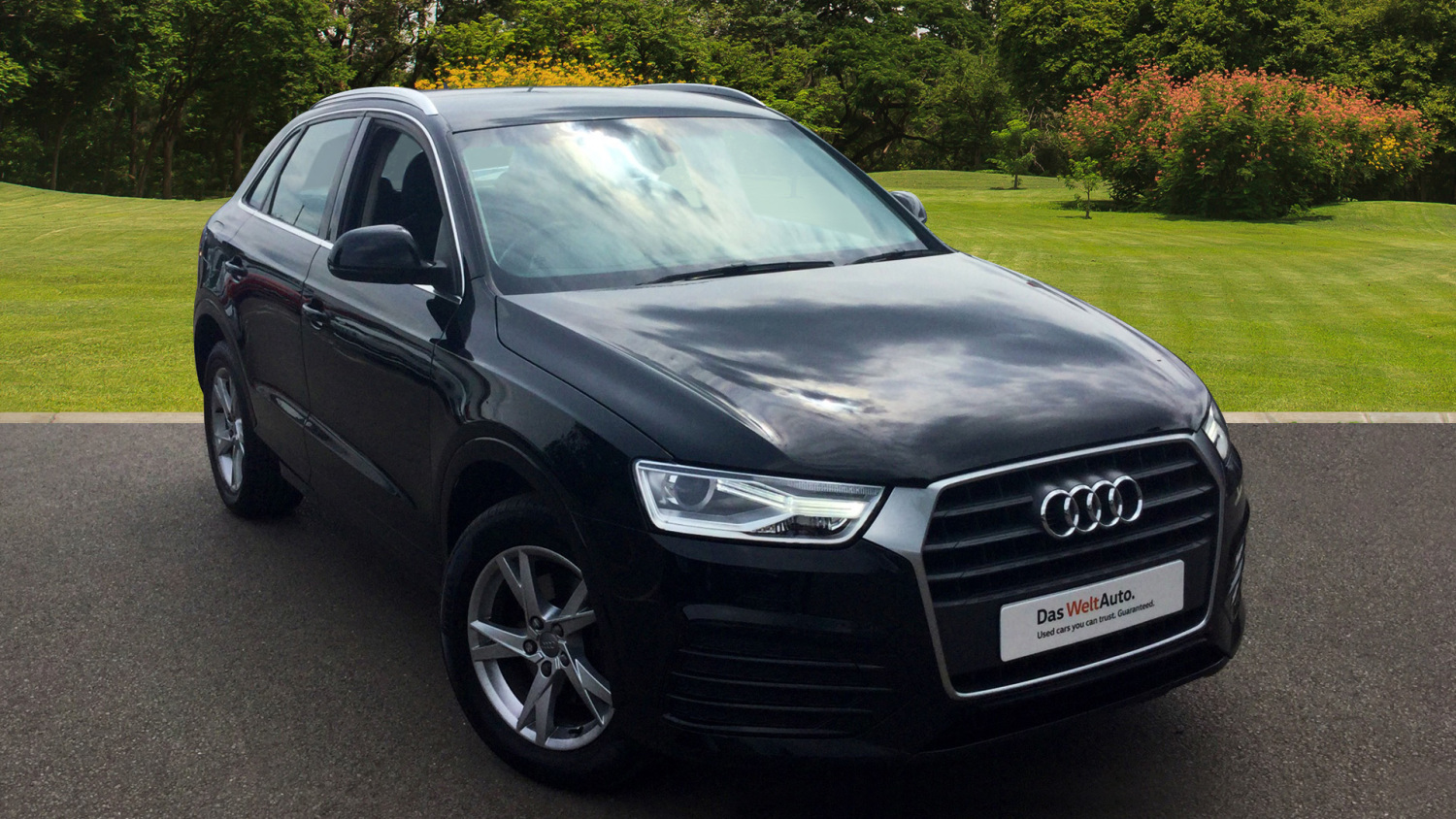 Used Audi Q3 1 4t Fsi Sport 5dr Petrol Estate For Sale Bristol