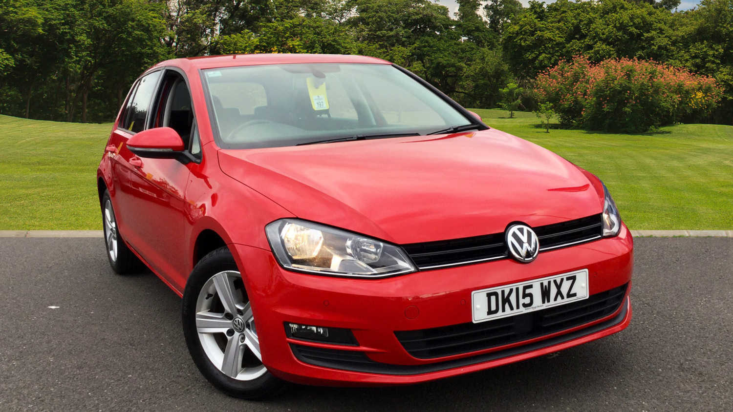 used volkswagen golf 1 6 tdi 105 match 5dr dsg diesel hatchback for sale bristol street motors. Black Bedroom Furniture Sets. Home Design Ideas