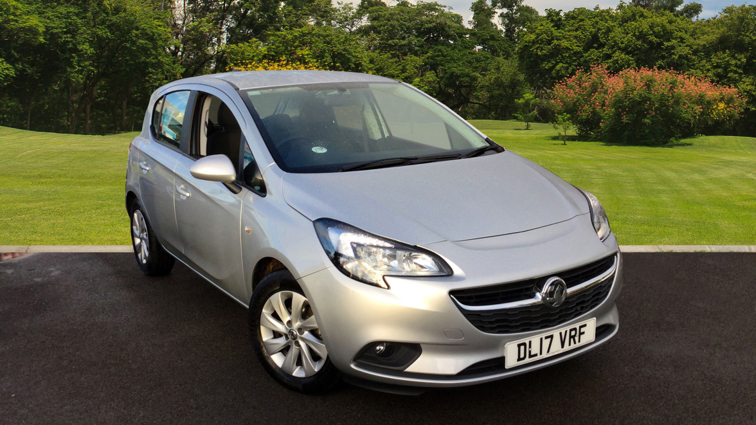 used vauxhall corsa 1 4 design 5dr petrol hatchback for. Black Bedroom Furniture Sets. Home Design Ideas